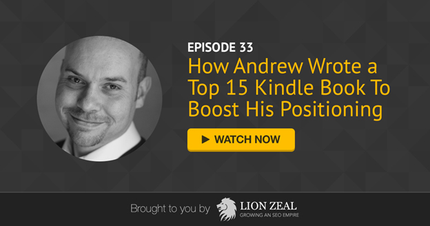 How To Write a Top Selling Kindle Book to Help Boost The Credibility of Your SEO Agency